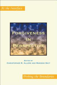 Forgiveness in Perspective PDF