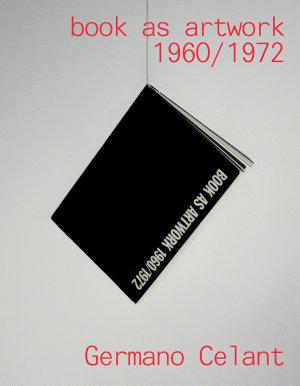 Book as Artwork 1960 1972 PDF