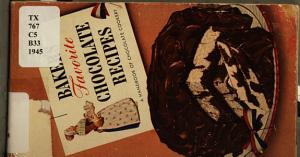Baker s Favorite Chocolate Recipes PDF