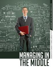 Managing In The Middle Book PDF