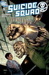 Suicide Squad (2007 - 2008) #4