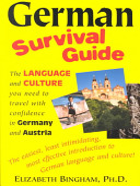 German Survival Guide Book