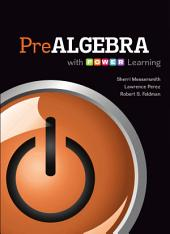 Prealgebra with P.OW.E.R. Learning