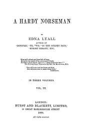 A Hardy Norseman: Volume 3