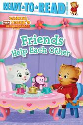 Friends Help Each Other: with audio recording