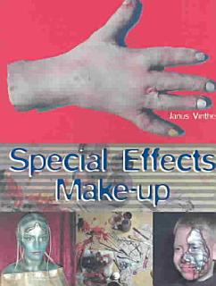Special Effects Make up Book