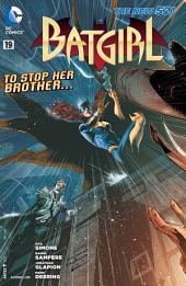 Batgirl (2011-) #19