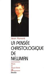 La pensée christologique de Newman: JJC 68