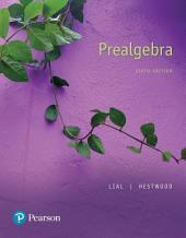 Prealgebra: Edition 6