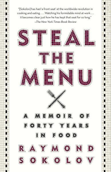 Download Steal the Menu Book
