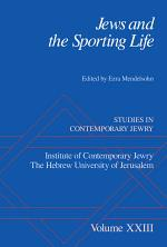 Jews and the Sporting Life