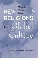 New Religions As Global Cultures PDF