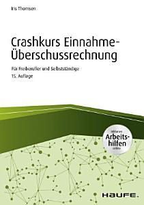 Crashkurs Einnahme   berschussrechnung   inkl  Arbeitshilfen online PDF