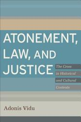 Atonement Law And Justice PDF