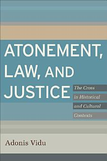 Atonement  Law  and Justice Book