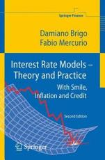 Interest Rate Models   Theory and Practice PDF