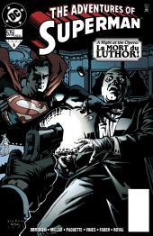Adventures of Superman (1987-) #575