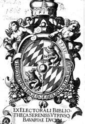 Catalogus illustrium virorum Germaniae: mit einem Nachtrag von Jacobus Wimpheling. Mit Widmungsvorrede und Nachwort, Sponheim 31.7.1495, an Jacobus Wimpheling von Johannes Trithemius. Mit Brief, Sponheim 8.2.1491, an Jacobus Wimpheling von Johannes Trithemius und von Wimpheling, Speyer 17.9.1492, an Trithemius. Mit Gedicht auf das Werk von Matthäus Herben und von Rutgerus Sycamber. Mit Brief an Jodocus Beysselius von Matthäus Herben, Sponheim 14.8.1495