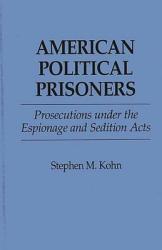 American Political Prisoners Book PDF