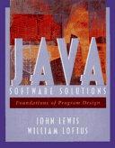 Java Software Solutions PDF