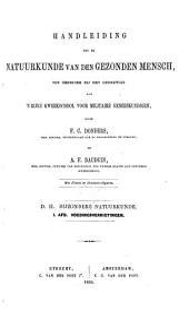 Handleiding tot de natuurkunde van den gezonden mensch: Volume 1