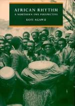 African Rhythm Hardback with Accompanying CD