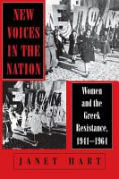 New Voices in the Nation PDF