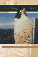 The Endangered Species Act Book PDF