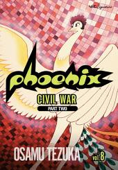 Phoenix, Vol. 8: Civil War: Part Two/Robe of Feathers