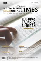 Majalah Madrasatul Qur an Times Edisi 1  PDF