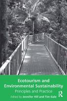 Ecotourism and Environmental Sustainability PDF