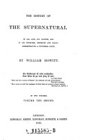The History of the Supernatural PDF
