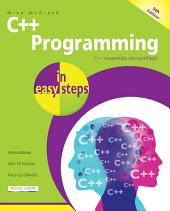 C++ Programming in easy steps, 5th Edition