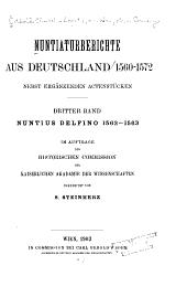 Nuntius Delfino 1562-1563