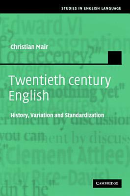 Twentieth Century English PDF