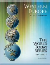Western Europe 2015-2016: Edition 34