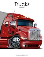 Trucks-Malbuch 1