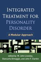 Integrated Treatment for Personality Disorder PDF