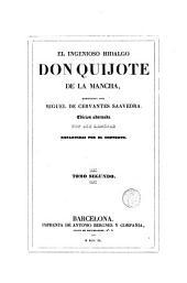 El Ingenioso hidalgo don Quijote de la Mancha, 2