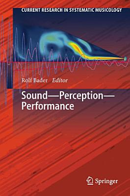 Sound   Perception   Performance PDF