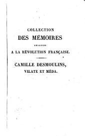 Collection des mémoires relatifs à la Révolution française: Volume52