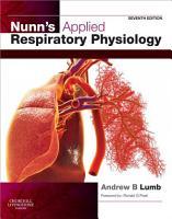 Nunn s Applied Respiratory Physiology E Book PDF