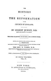 The History of the Reformation of the Church of England: With the Collection of Records and a Copious Index ; Rev. and Corr., with Additional Notes, and a Preface Calculated to Remove Certain Difficulties Attending the Perusal of this Important History, Volume 4
