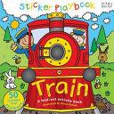 Sticker Playbook - Train