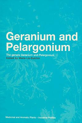 Geranium and Pelargonium PDF