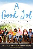 A Good Job