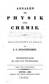 Annalen der Physik und Chemie: Band 95