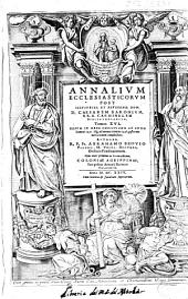 Annalium ecclesiasticorum post ... Caesarem Baronium ... tomus XVI: rerum in orbe christiano ab anno Domini 1431 usq[ue] ad annum Domini 1448 ...