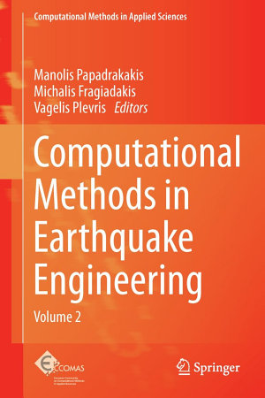 Computational Methods in Earthquake Engineering PDF