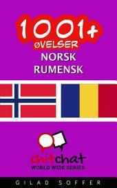 1001+ øvelser norsk - rumensk